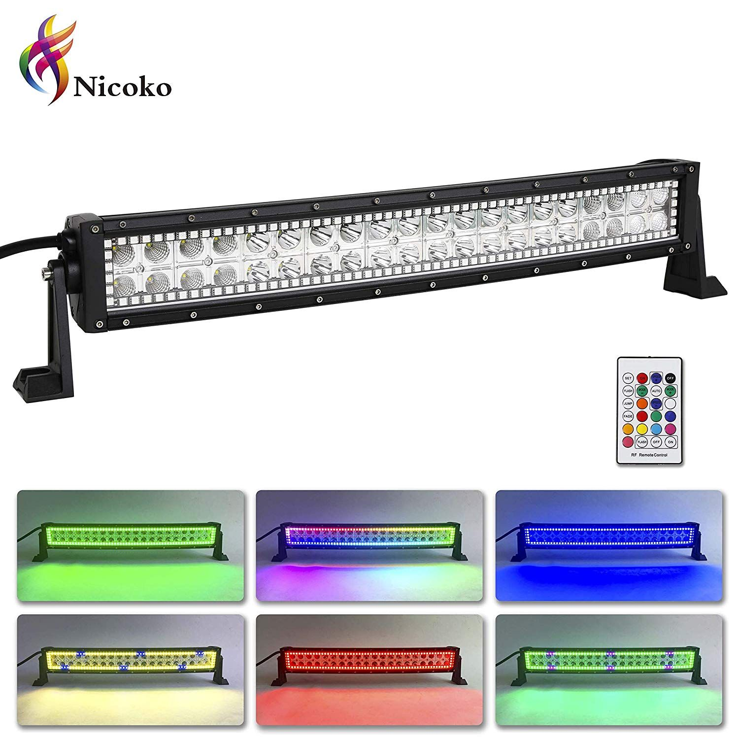 22inch Curved Led Light Bar Cree Led Light Bar Curved Led Light Bar Led Light Bars