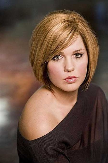 Hairstyles For A Round Face New Haircut For Round Face 2015  Google Search  Hair  Pinterest