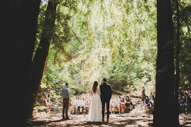 Bohemian Big Sur Wedding Mary Jp Green Wedding Shoes Big Sur Wedding Best Places To Camp Woodland Wedding