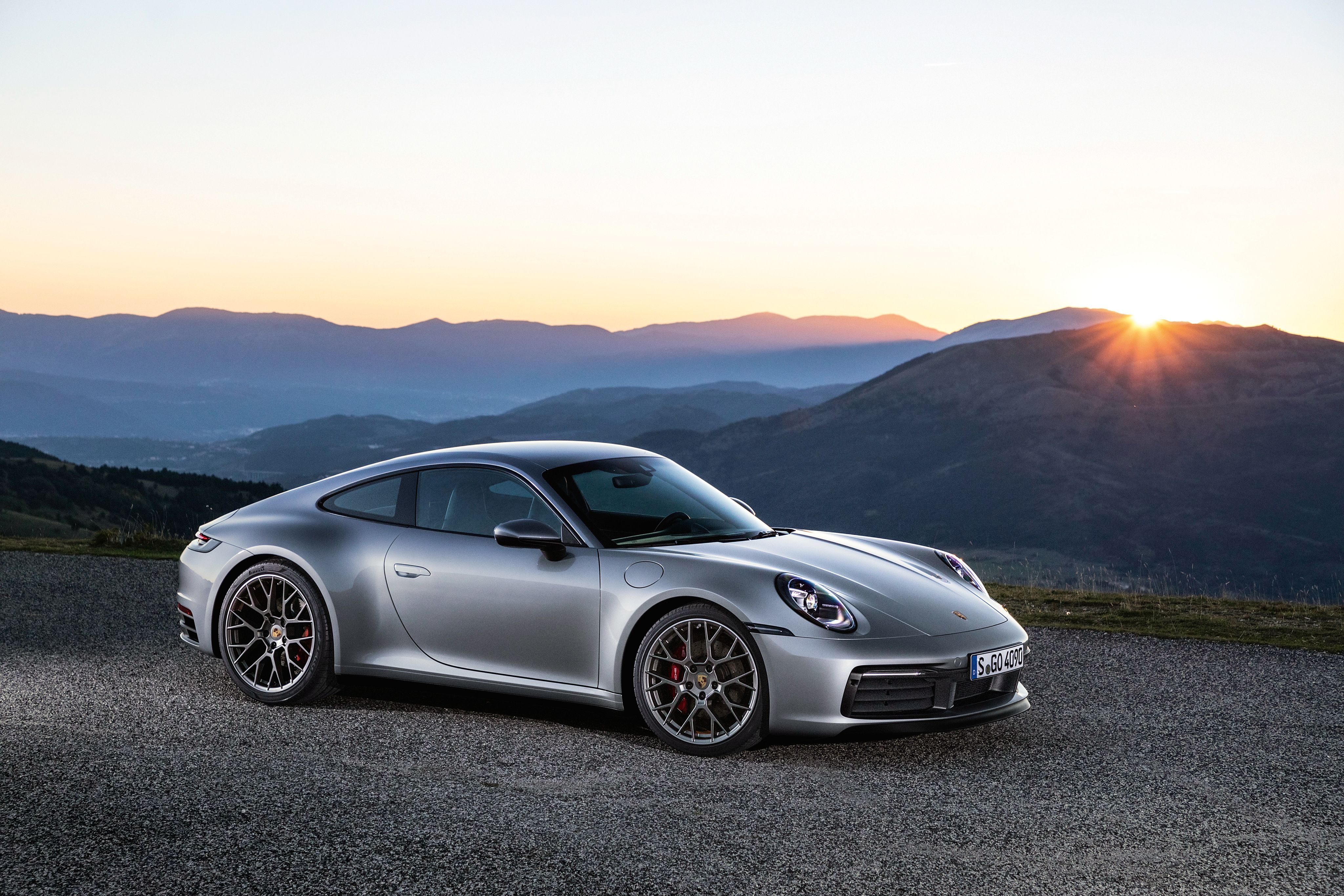 2019 992 Carrera 4s Porsche 911 New Porsche Porsche Cars