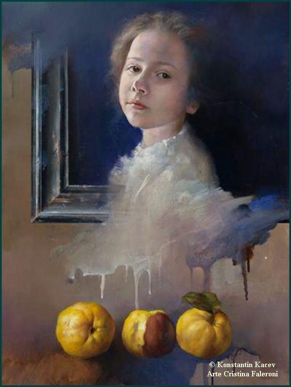 Painter Konstantin Kacev (Russia)