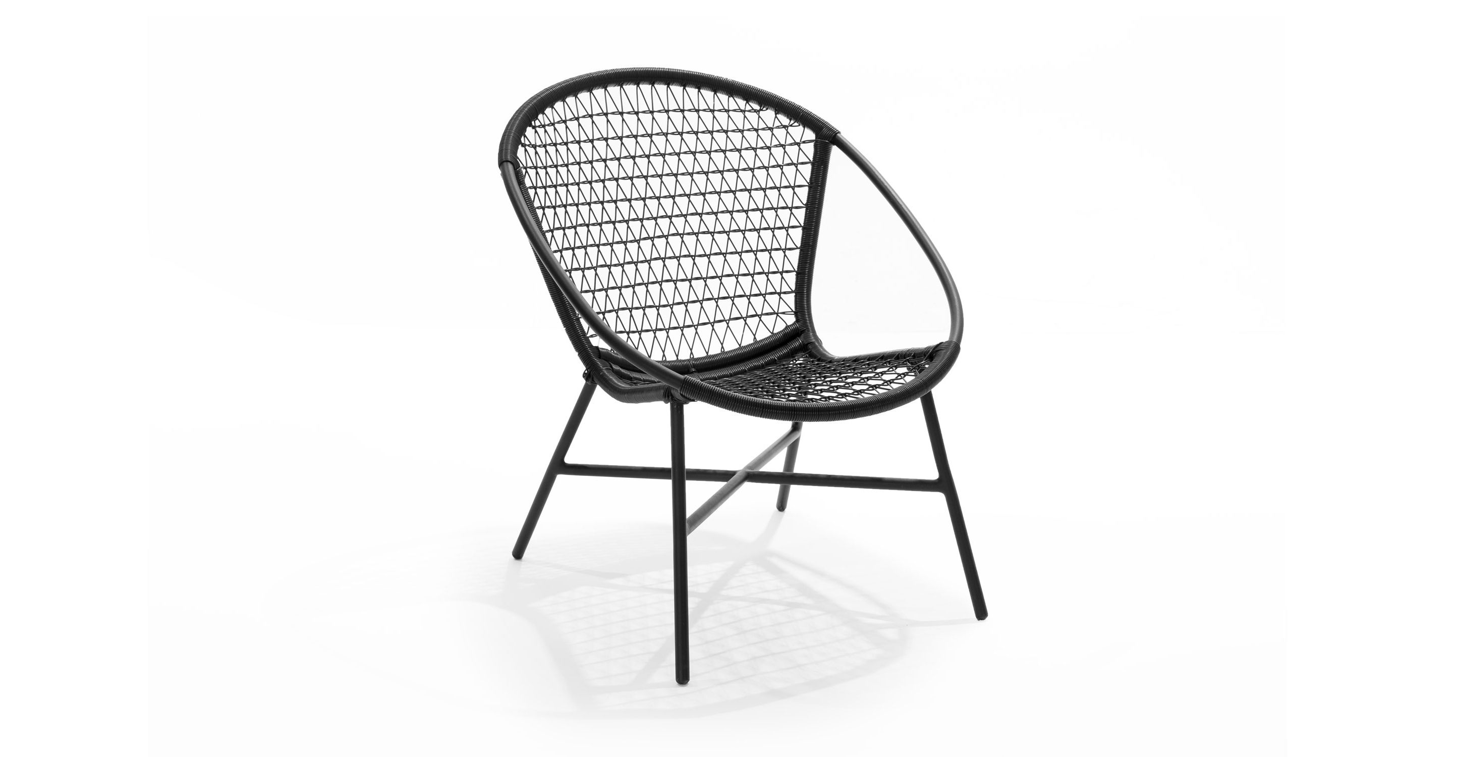 Black Outdoor Dining Chair Article Sala Modern Outdoor Furniture
