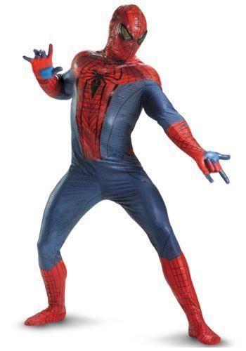 Spiderman Replica Costumes Reenactment Theater | eBay  sc 1 st  Pinterest & Spiderman Replica: Costumes Reenactment Theater | eBay | Amazing ...