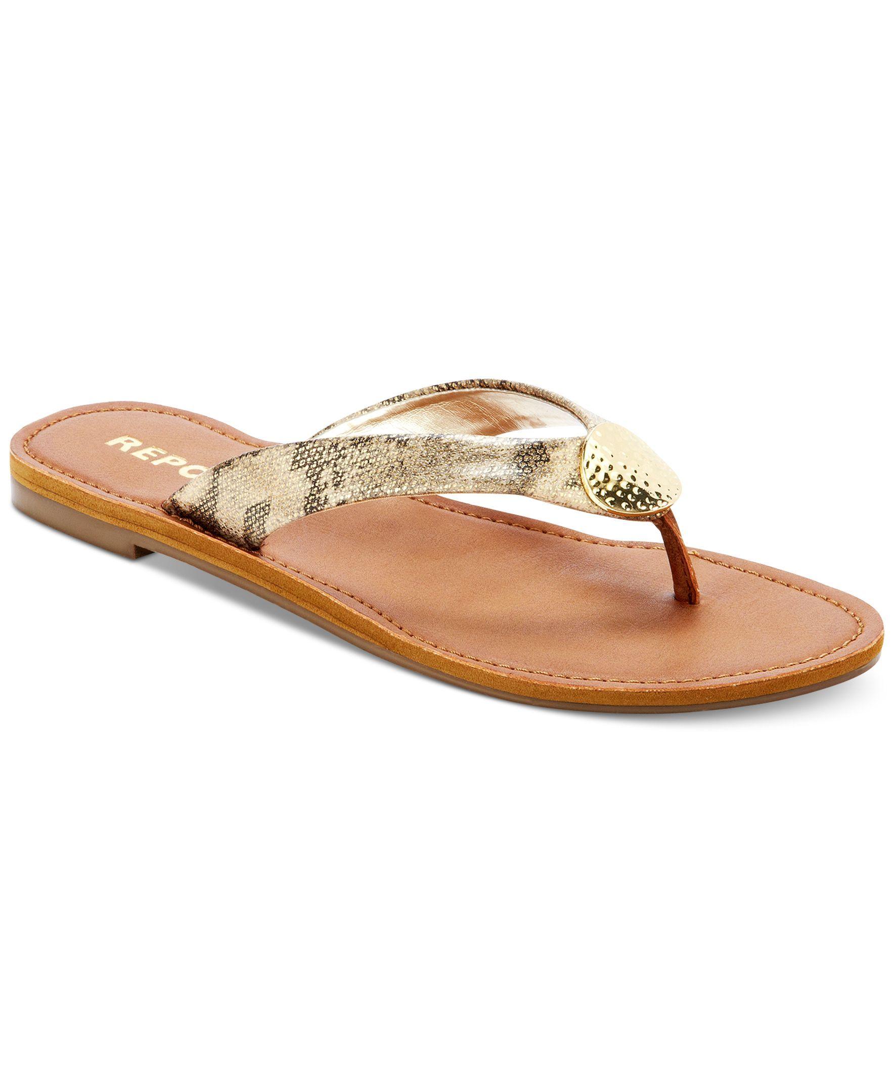 a5a07c56ccdb Report Shields Flat Thong Sandals
