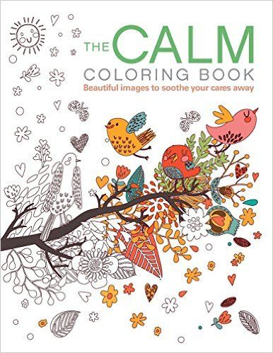 The Calm Coloring Book Chartwell Books Patience Coster 9780785832881 Amazon