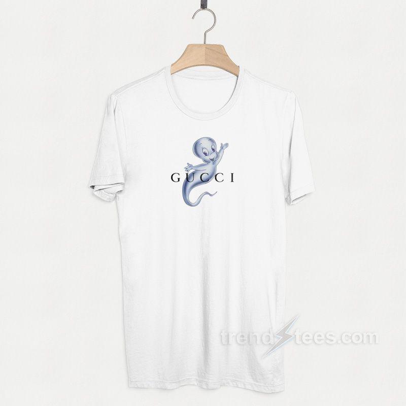c9c2da5cf Casper Gucci Parody T-shirt #find #pls #ghost #casper #grey #shirt ##gucci  #trendstees.com