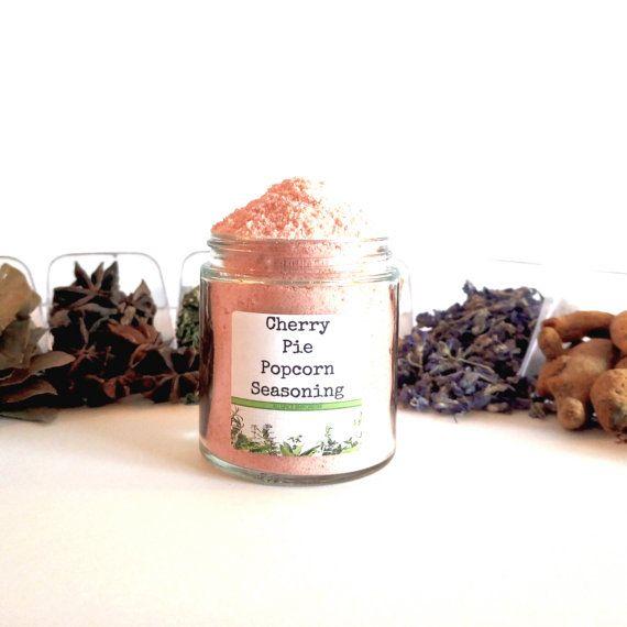 Cherry Pie Gourmet Popcorn Seasoning Mix by ALLSPICEEMPORIUM