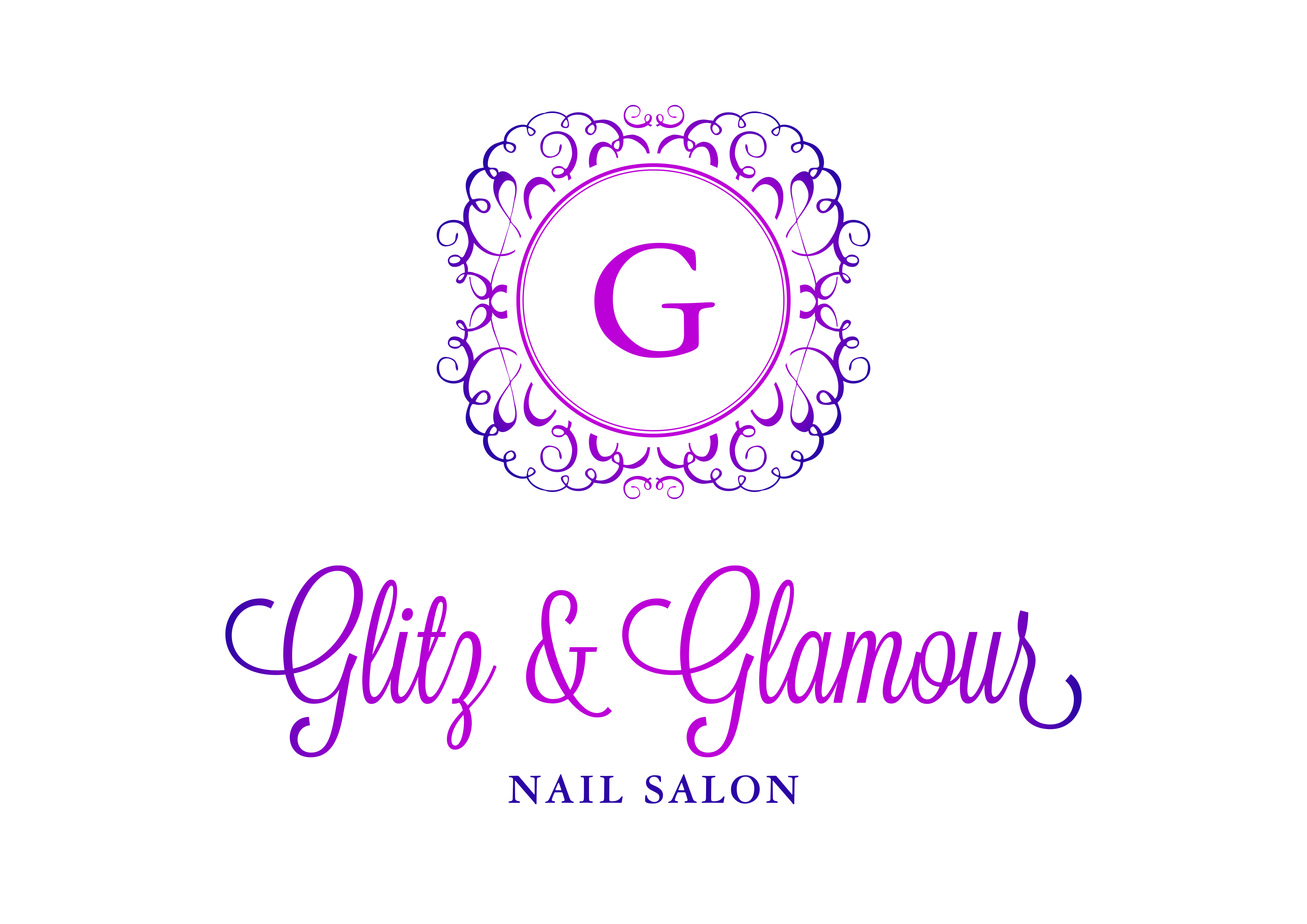 Logo Design For Nail Salon Glitz And Glamour Created By Imagine If Creative Studios Alysha