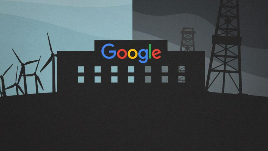Google And Amazon Are Now In The Oil Business Computer Algorithm