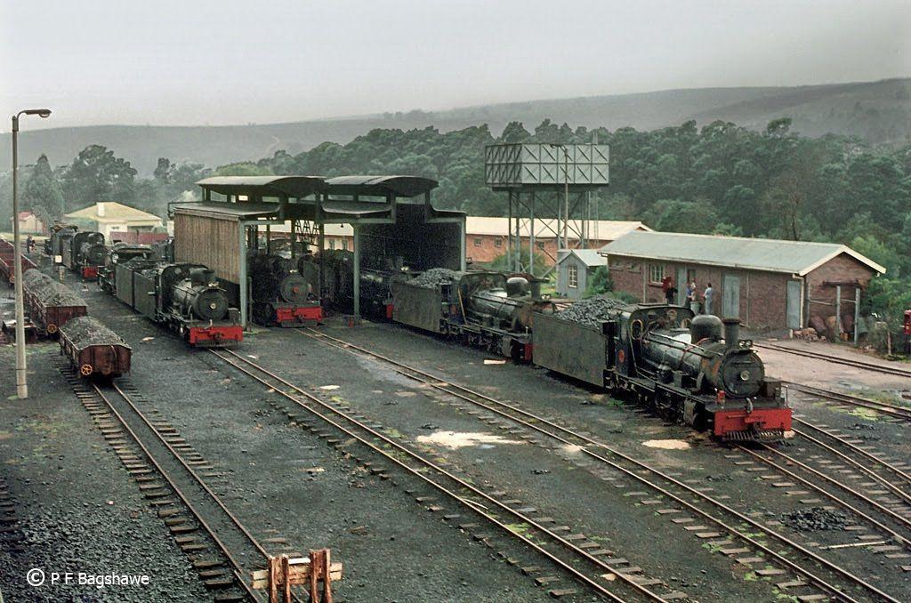 Part 7 - Avontuur to Assegaaibos - Soul of A Railway