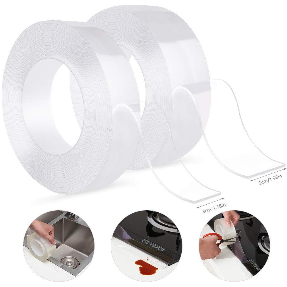 Selbstklebende Dichtband Wasserdichtes Klebeband Schimmelfest Dichtband Auf Die Kuche Toilette Badezimmer In Der Ecke Verhind In 2020 Klebeband Toilette Badezimmer