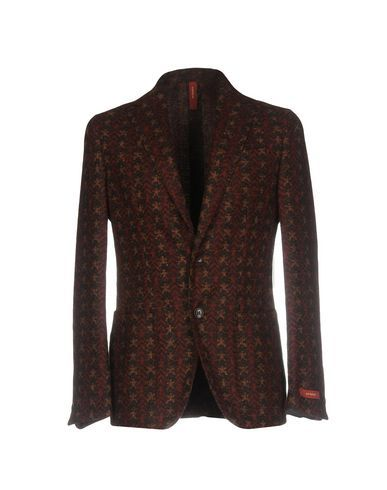 ERNESTO Men's Blazer Brick red 42 suit