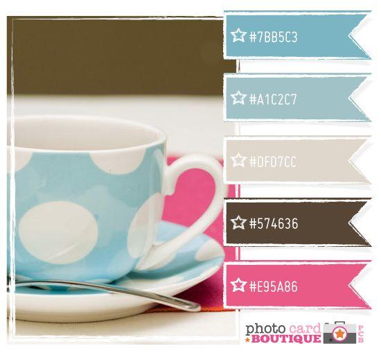 Photo Card Boutique House color themes Pinterest Habitaciones
