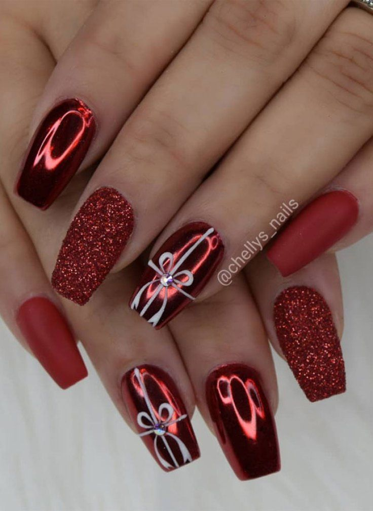 Photo of – – #AcrylicNails #ChristmasNails #NailIdeas #PinkNails #PrettyNails