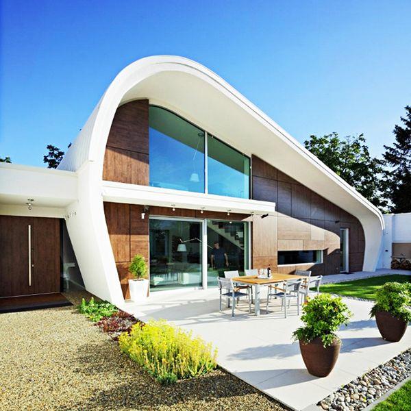 Das Designer Haus 04 Von Helena Alfirevic Arbutina In Kroaten Gelegen  Generell Coole Idee Http: Exterior DesignHouse Interior ...