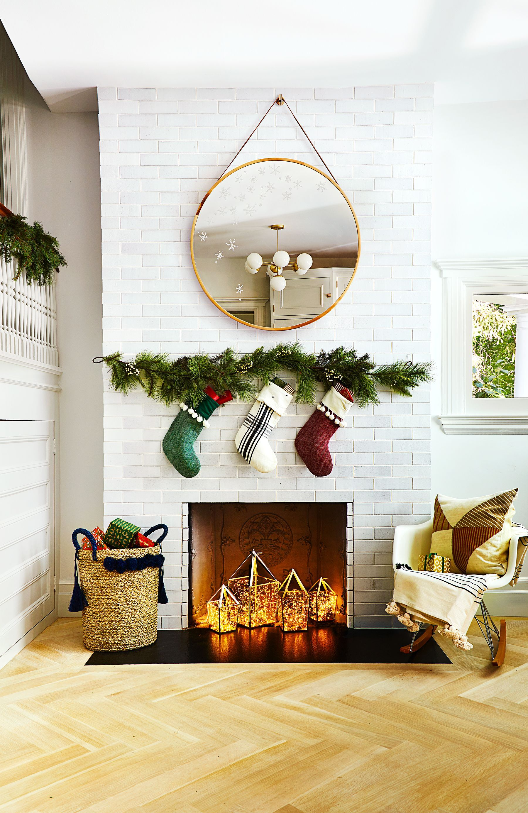 christmas living room table decorations in 2020