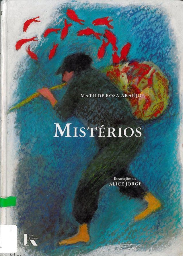 Conto Matilde Rosa Araujo Misterios Historias Childrens Books