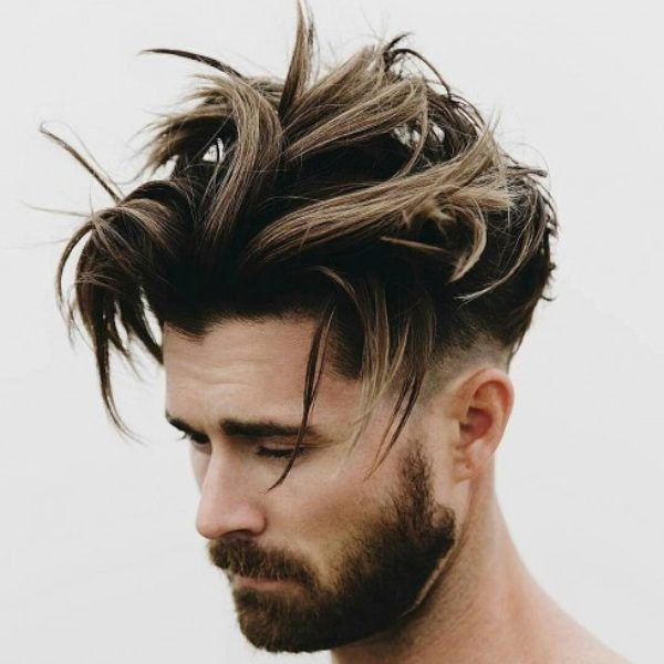 15 Popular Men S Hairstyles You Need To Try In 2018 Men Hair