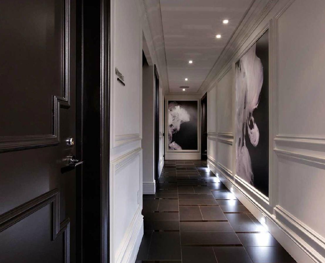 Trump International Hotel Corridor Hallway