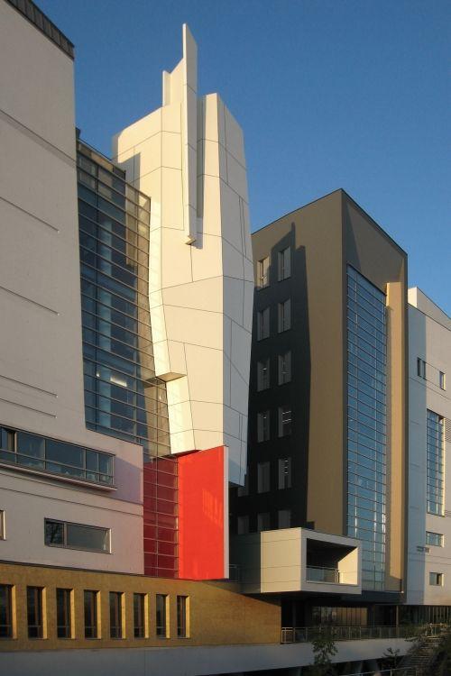 Ecole nationale supérieure darchitecture paris val de seine dans architecture par frédéric borel