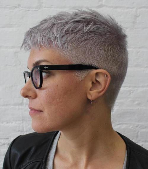 60 Cute Short Pixie Haircuts – Femininity and Practicality #shortpixiehaircuts