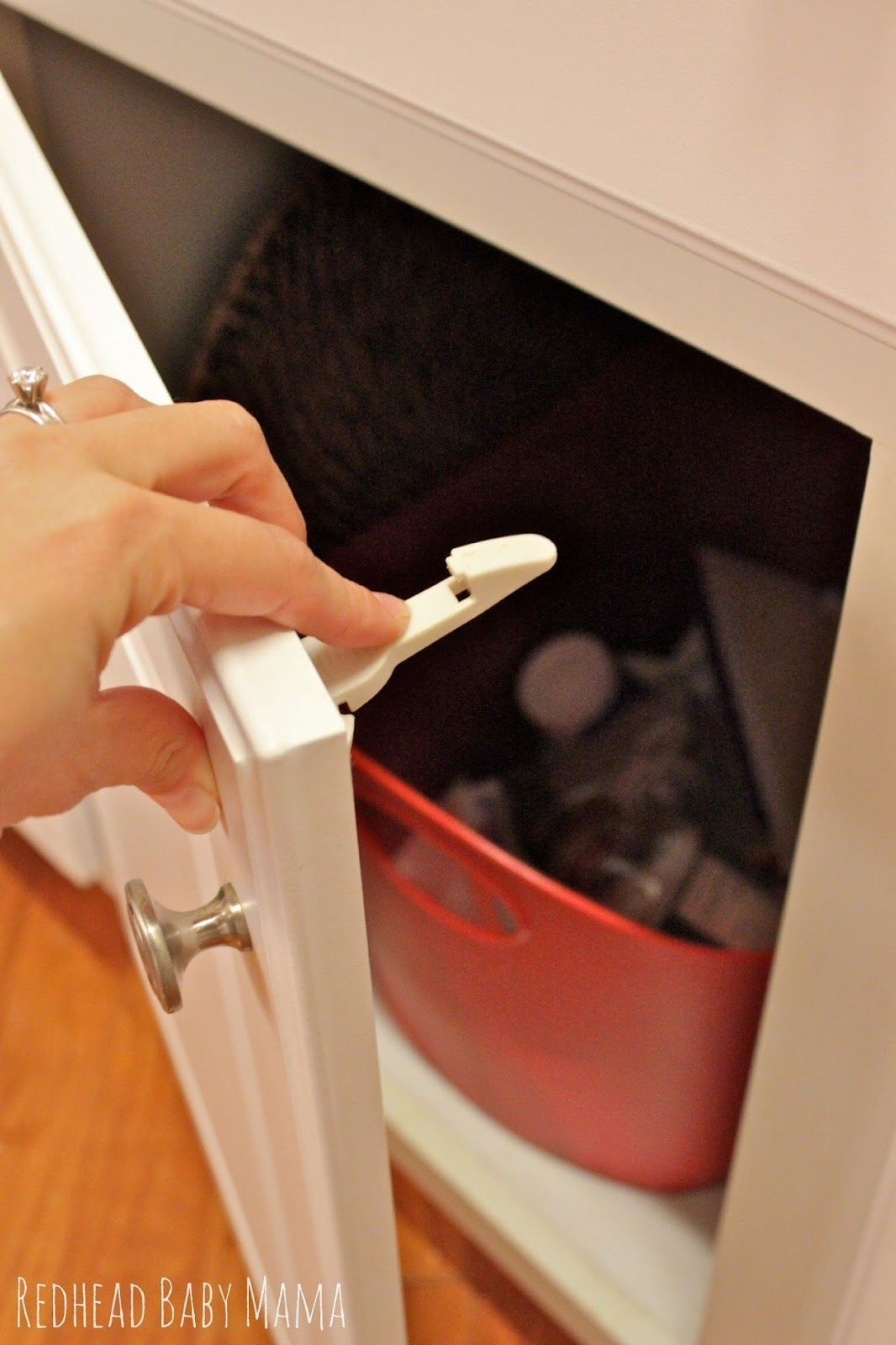 How to Install Safety 1st Spring Loaded & Drawer
