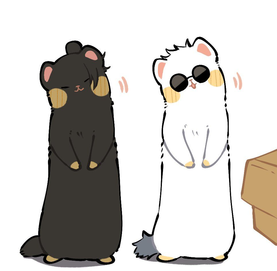 Twitter 2021 可愛い キャラクター イラスト かわいいスケッチ かわいいコミック