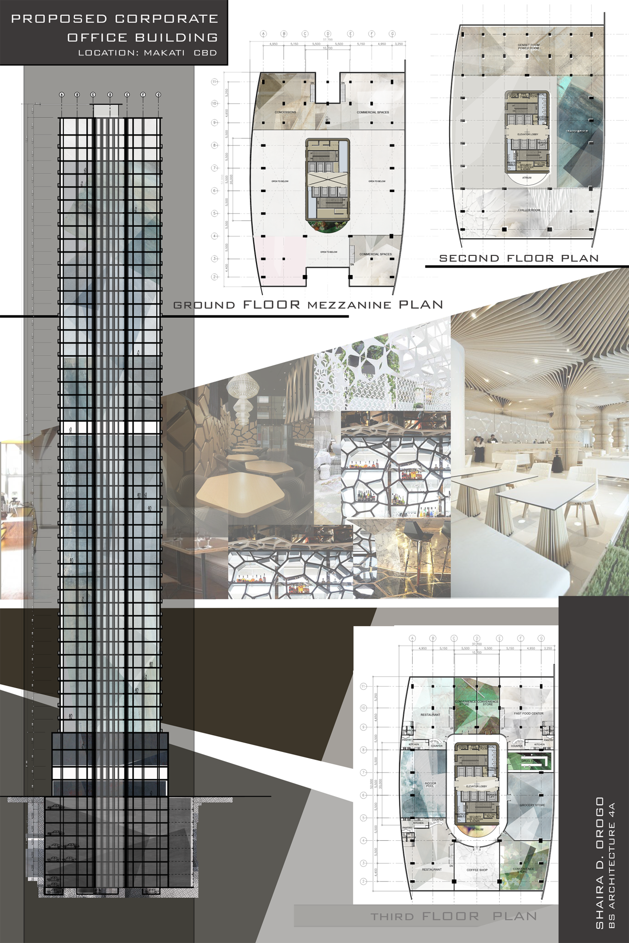 Figure Me Out Design 8 Proposed Corporate Office Building Architecture Building Design Office Building Office Building Plans