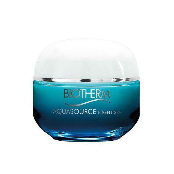 Crema Hidratante Noche Aquasource Night Spa Biotherm En 2020