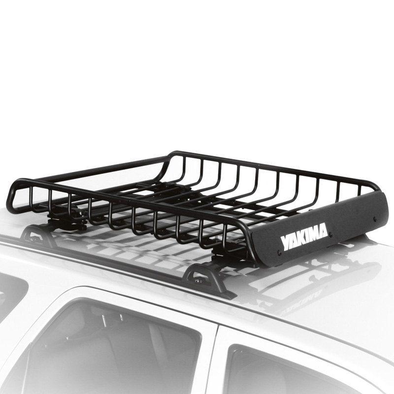 Yakima® LoadWarrior™ Roof Cargo Basket Jeep cherokee