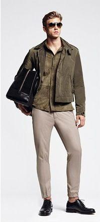 Colección Loewe primavera 2010 - Mister Moda