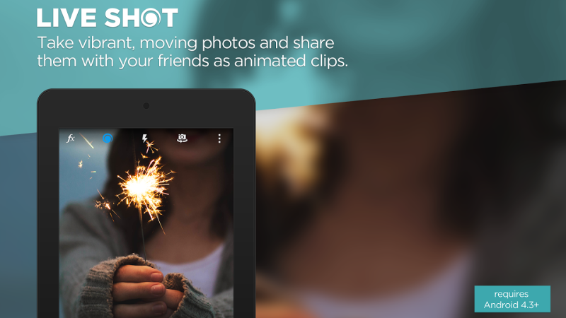 Camera MX Brings iOSStyle Live Photos to Android Camera