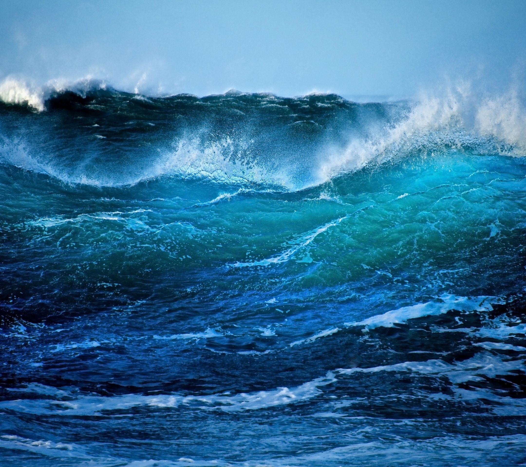 Hd Ocean Wallpaper: Resultado De Imagem Para Wave Wallpaper Hd