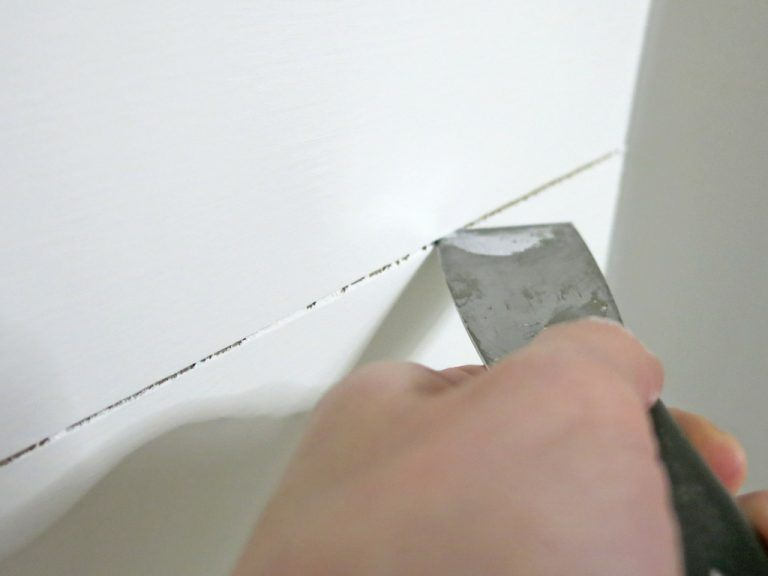 How to install a faux shiplap wall ship lap walls faux