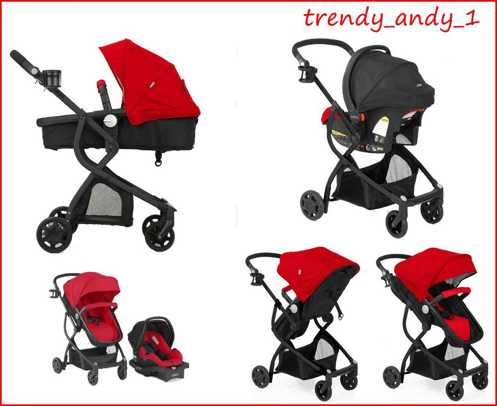 Stroller Travel System Ebay Baby Stroller Car Seat 3in1 Travel System Infant Carriage