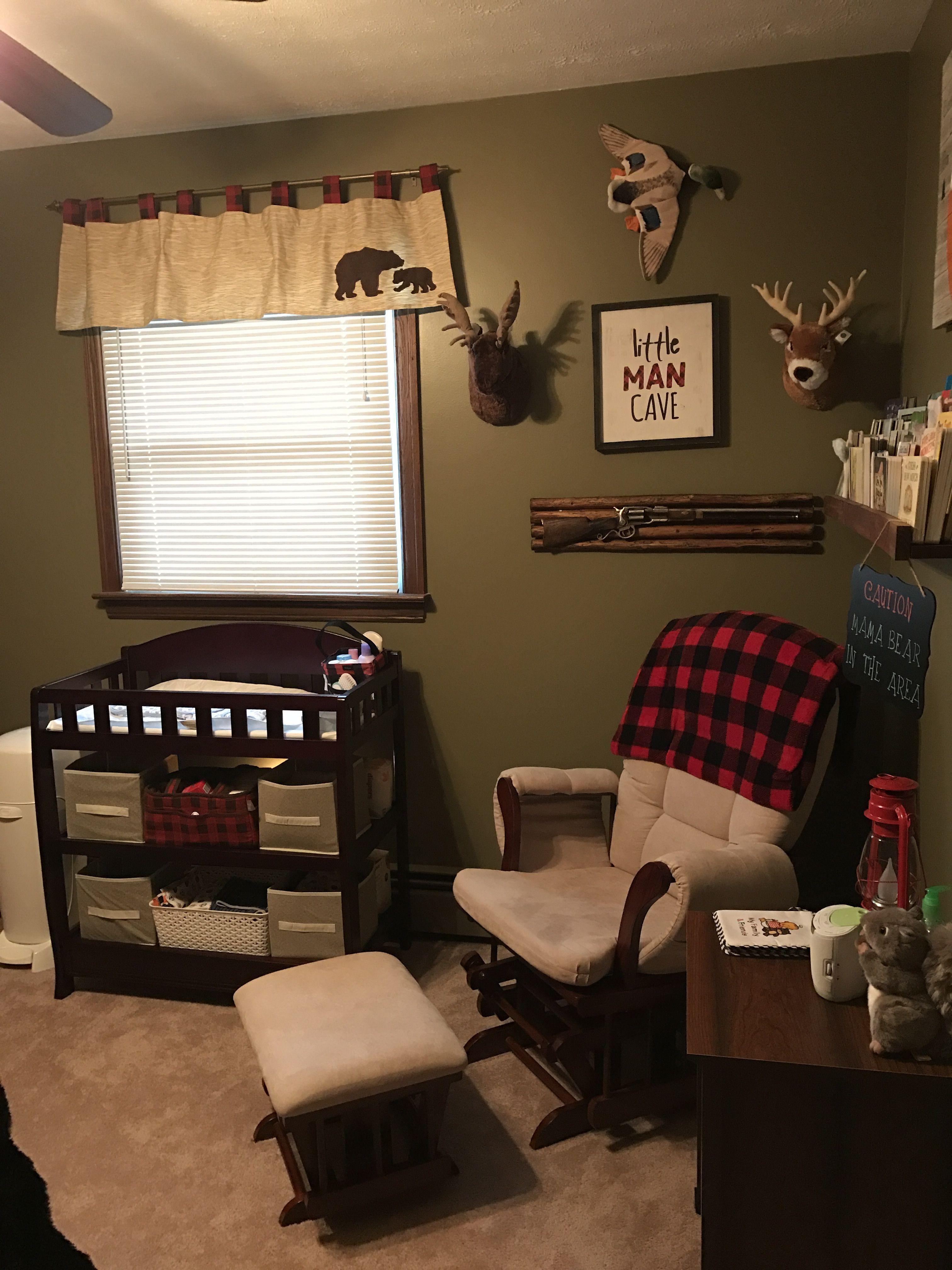 Cute Baby Boy Rooms: Super Cute Nursery Idea For A Boy!