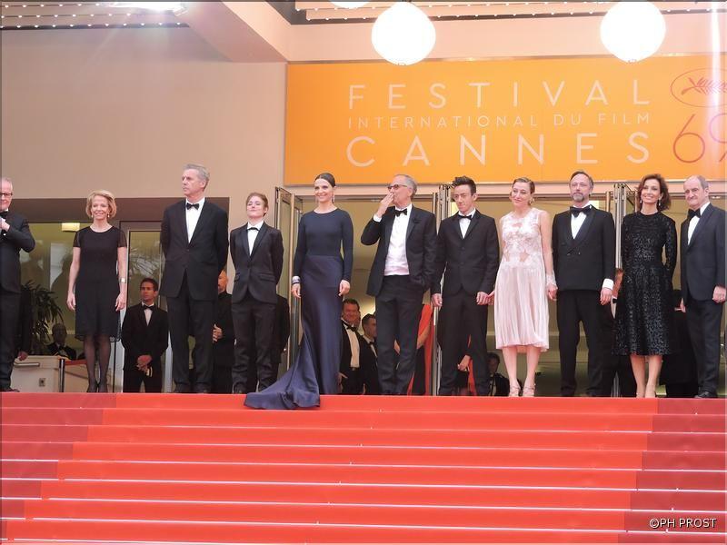 Cannes 2016/ Lutte des classes d'hier et d'aujourd'hui (photos – jour 3)