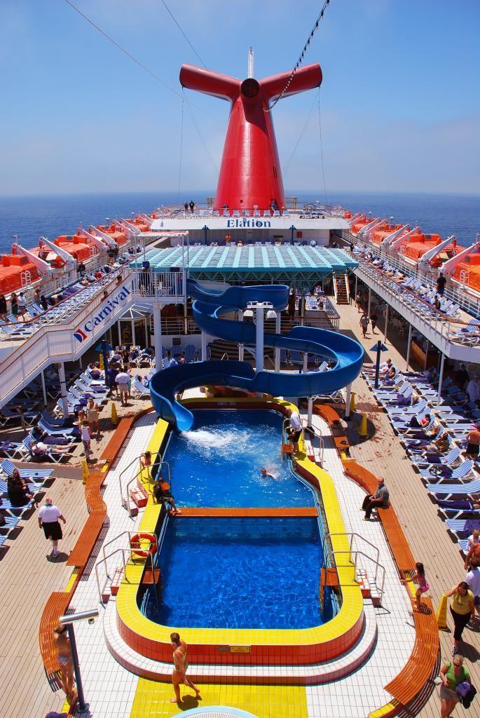 Carnival Elation Main Deck Carnival Elation Reviews Photos And - Elation cruise ship rooms