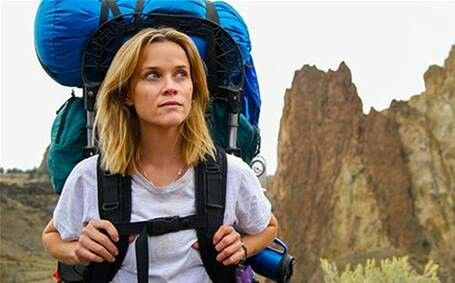 """BEST ACTRESS NOMINEE: Reese Witherspoon for """"Wild"""""""
