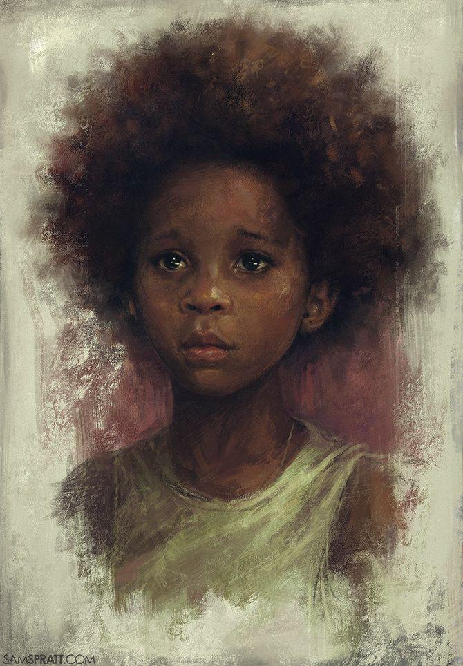 Sam Spratt  [American Illustrator and Painter