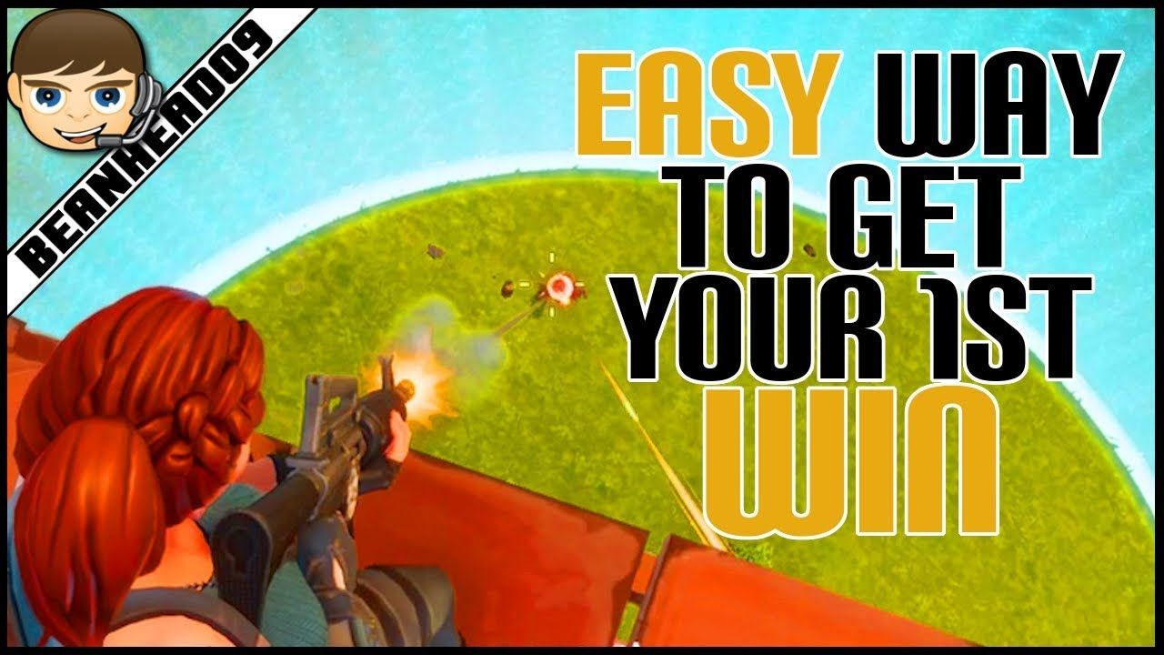 Get Your Umbrella Easy Way To Win Games Fortnite Battle Royale
