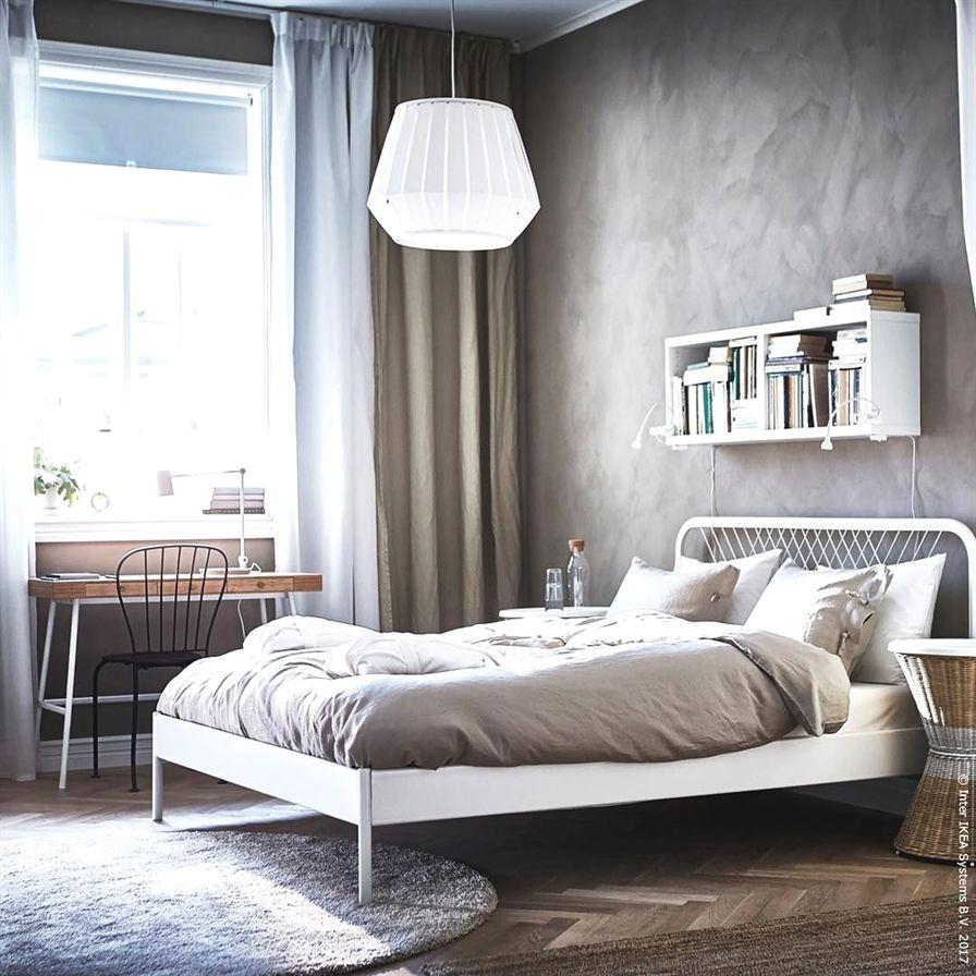 Gefallt 6 577 Mal 31 Kommentare Ikea Deutschland Ikeadeutschland Auf Instagram Wohlfuhlzone Trotz Kuhler Farbe Ikea Bed Bed Interior Home Decor Bedroom