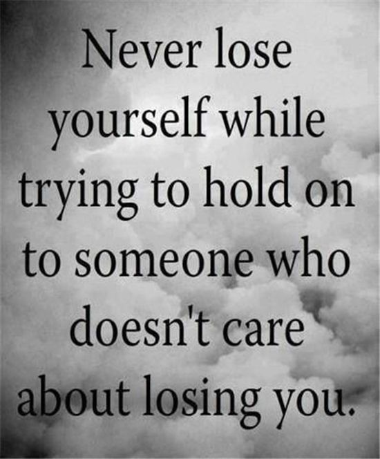 Sad Quotes About Life Never Lose Yourself life quotes quotes life lessons sad quote sad  Sad Quotes About Life
