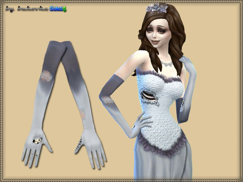 Created By bukovka Set Bride Created for The Sims 4 Set