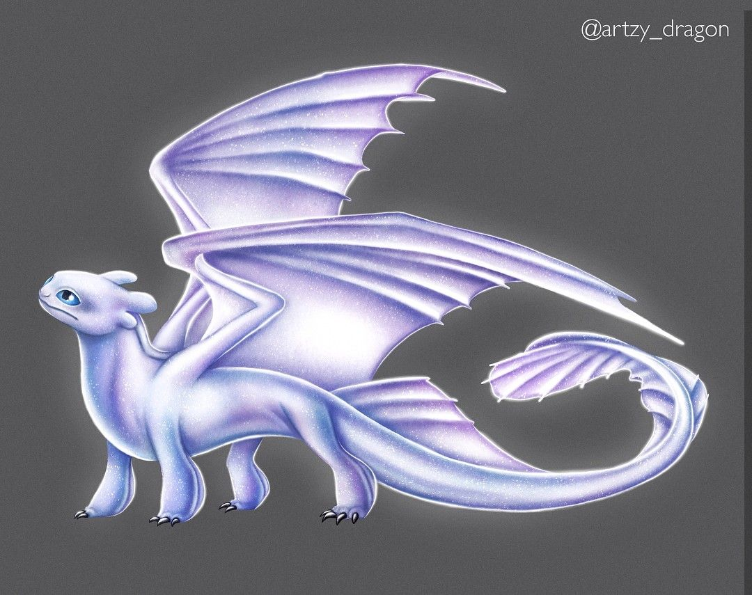 I love this because the tail is accurate | Dragones Chimuelo ...