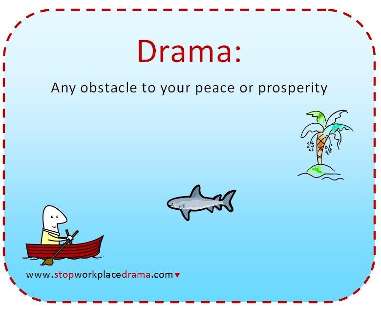 Drama Stopworkplacedrama Definition Quotes Hall Pass