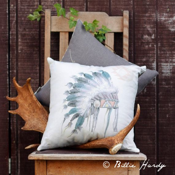 Tribal Pillow Decorative Throw Pillow Indian Home Décor Pillow Delectable Native American Decorative Pillows