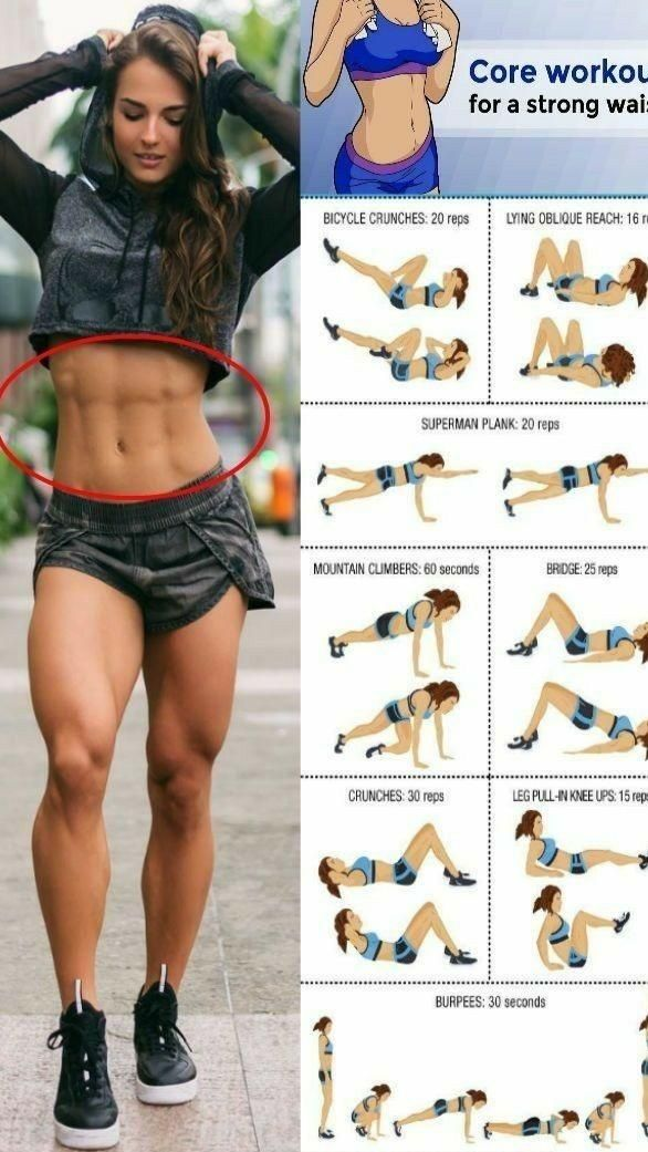 Core Workout - Squats Challenge - Follow For More