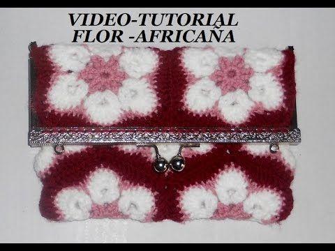 ▶ Flor Africaña parte-1 - YouTube