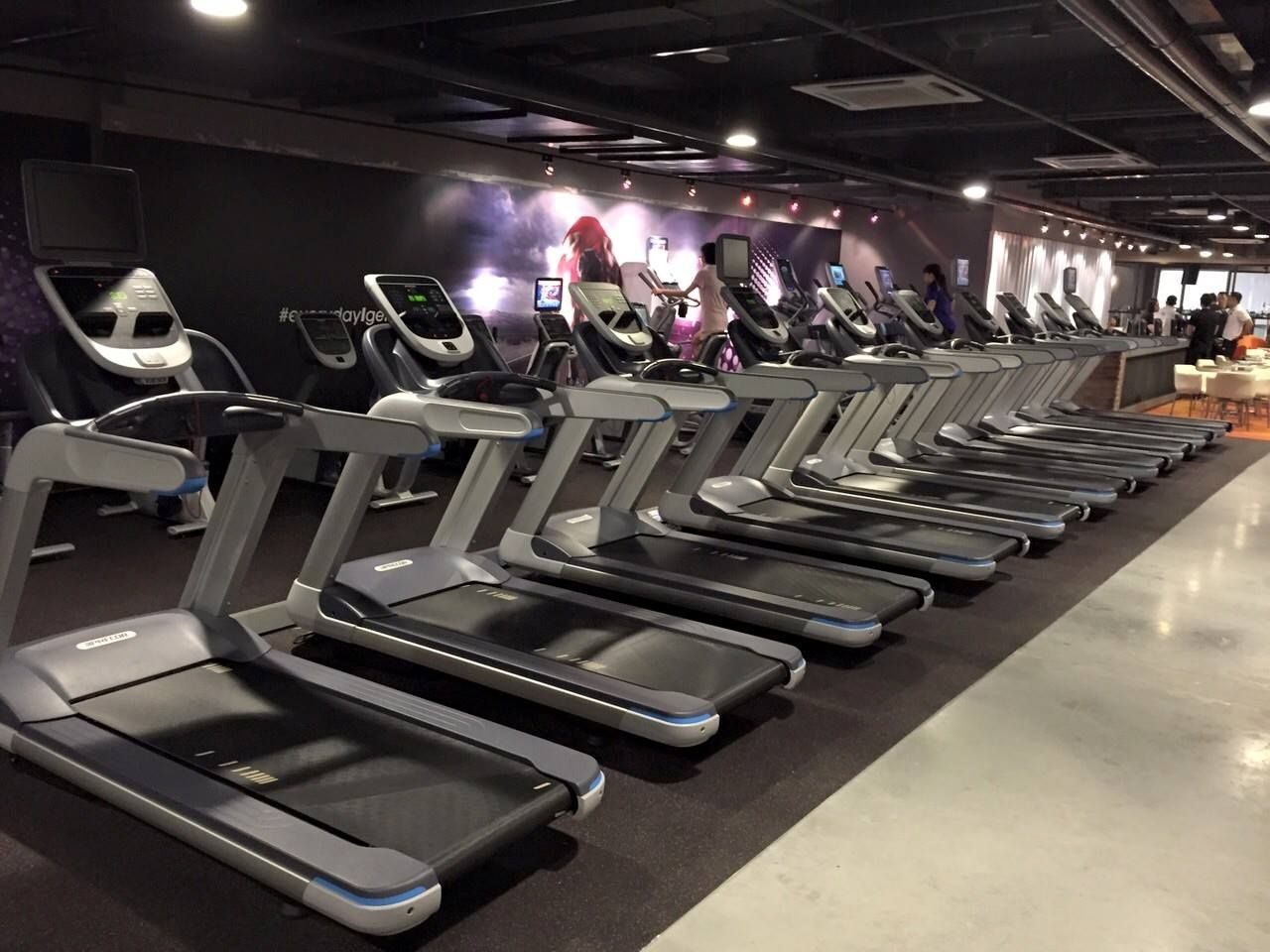Fitness First The Curve Petaling Jaya, Malasia ...